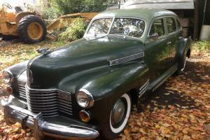 1941 Cadillac 63 Series