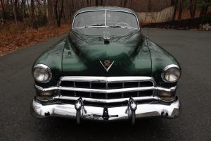 1949 SERIES 61 CADILLAC- FULLY AND COMPLETELY RESTORED TO PERFECTION