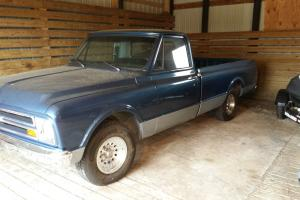 1967 Chevy C-10 Truck, Longbed
