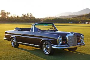 1967 Mercedes 250SE Cabriolet: One of the Best Original 4-Speed Examples