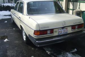 1983 Mercedes 300D Turbo Diesel, Excellent Condition, Only 138xxx miles
