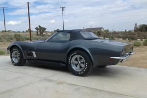 70 corvette convertible