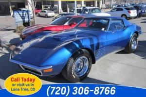 1971 Chevrolet Corvette Stingray 454