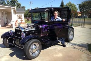 1926 Sedan  301 chevy,  350 Trans , 371 blower ,Jag Rearend