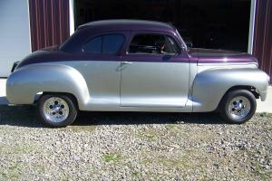 1947 Plymouth Coupe Streetrod