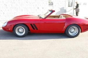 1960 Ferrari GTO Vella Rossa Kit Car New Build