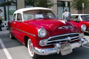 1954 Dodge Coronet Sedan Hemi V8