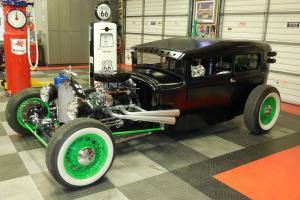 1930 Ford Chopped Sedan