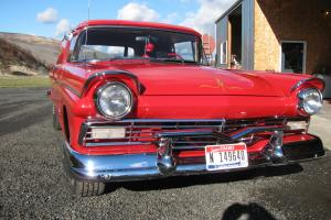 1958 ford courier sedan delivery original 2 door hatch back wagon