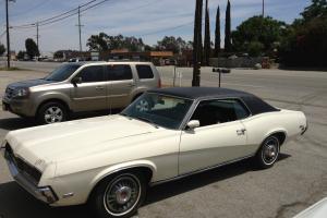 1969 Mercury Cougar hardtop