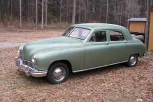 1948 FRAZER 4 DR MODEL 485