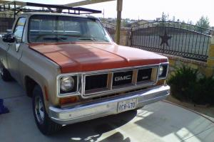 1974 gmc pick up