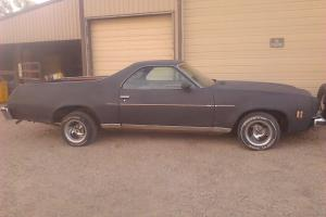 1974 GMC Sprint dailey driver 350 with a 700 r 4 auto trans