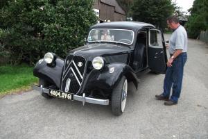 Citroen Traction Avant 11B French Registered Classic