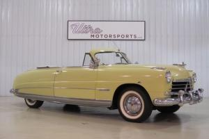 1950 Hudson Commodore Convertible-OVERDRIVE-