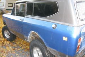 International Scout II 1973 Runs Great 440 Mopar Automatic