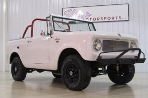 1967 International Harvester Scout 800 - FRAME OFF RESTORATION