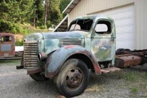 1948 International Harvester KB7 Truck Good Restoration Project