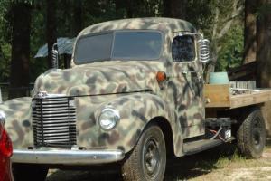 1946  IHC KB3 Classic Truck Photo