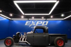 International Custom Truck Removable Top 350 Chev V8 4 Speed Manual Trans Photo