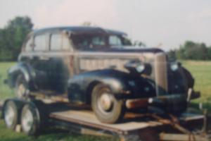 1937 Cadillac LaSalle Series 50 Sedan - Street Rod or Rat Rod