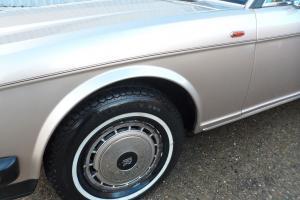 1966 Lincoln Continental Suicide Door Convertible