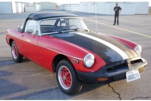 1979 MGB  Roadster No Reserve Outstanding Original Conditions