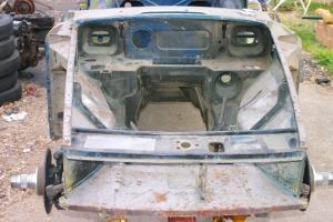 1973 MGB MG B roadster/tourer NO SURPRISES!! Needs complete restoration