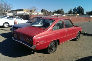 1971 Mazda R100 Base 1.1L M10a Familia