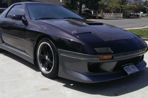 1987 Mazda RX-7 V8 Chevy 350 Coupe 2-Door