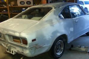 1973 Mazda RX-3 Rotary Engine RARE Photo