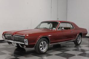 289 CI 4BBL, RESTORED IN ORIGINAL BURGUNDY, WARRANTY CARD, CLEAN OLDER RESTO