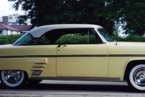 1954 Mercury Monterey V8 4.2L (256cid) 2Dr Hard-Top