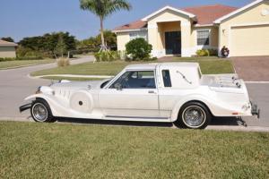 1987 Curtlind (Similar to a Zimmer) Custom car on a 1987 Mercury Marquis