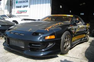 1992y Mitsubishi GTO(3000GT) Japan Model Drag Car