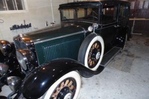 Nash 470 1929