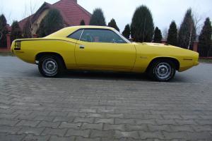 Plymouth Barracuda Gran Coupe 1970 V8 440 Big Block Mopar !!!