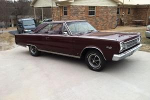 Super Clean Very Rare 1966 Plymouth Satellite