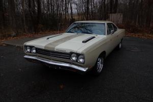 1969 PLYMOUTH ROAD RUNNER - A REAL MUSCLE CAR