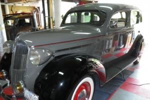 1937 plymouth hot rod
