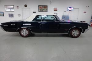 1964 PONTIAC GTO, ROTISSERIE RESTORED, CAL. BLACK PLATES, LOADED, LIKE NEW, WOW!
