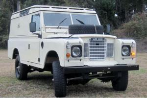 1977 Landrover Series III 109