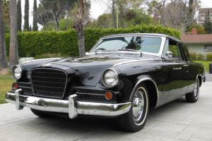 1963 STUDEBAKER GRAN TURISIMO HAWK, ORIGINAL CALIFORNIA CAR