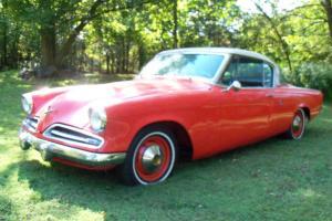 1953 studebaker hard top