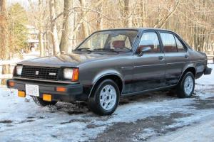 1982 ISUZU I-MARK --- 5 Speed Manual --- One Owner