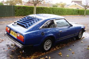 1979 DATSUN 280 ZX AUTO BLUE , 2 OWNERS FROM NEW