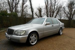 Mercedes - Benz 600 SEL