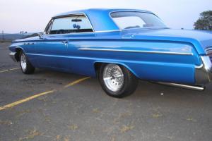 1962 Buick LeSabre  401 nailhead,62 63 chevy impala hot rod street rod classic