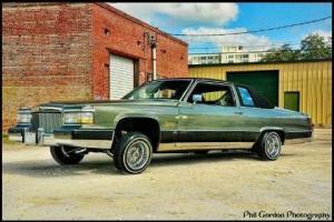 1977 Cadillac Deville Custom Lowrider