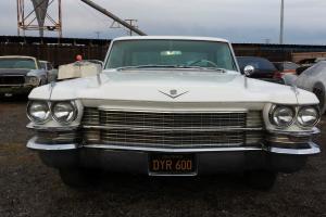 1963 Cadillac Coupe DeVille Base Hardtop 2-Door 6.4L